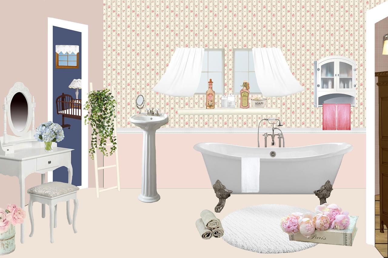 Comment créer un style romantique chez soi ?