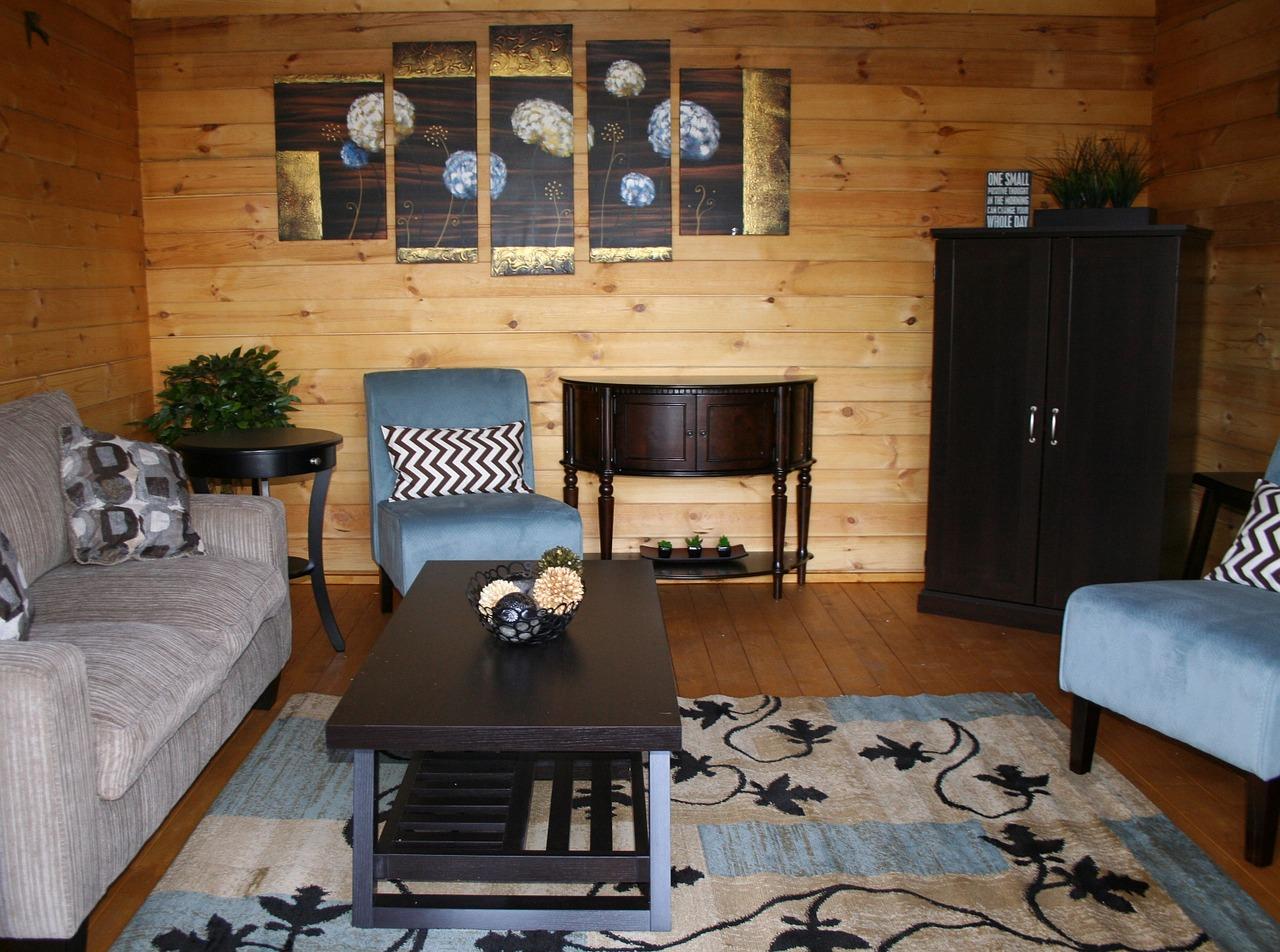 Décoration d'intérieur : place aux fibres naturelles et au bois brut