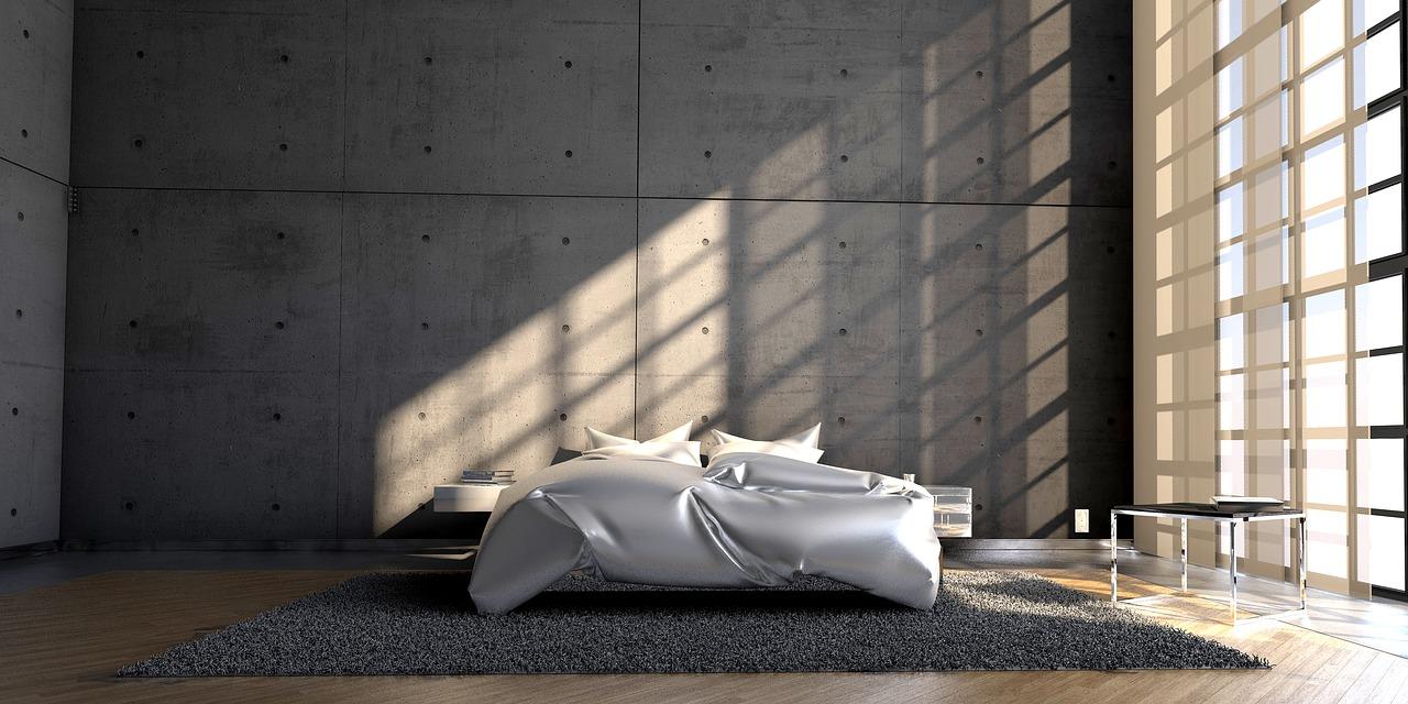 Le béton, un matériau décoratif